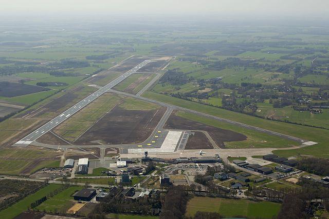 Rondom Groningen Airport Eelde